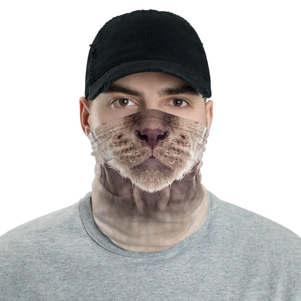 Default Title Devon Rex Neck Gaiter Masks by Design Express