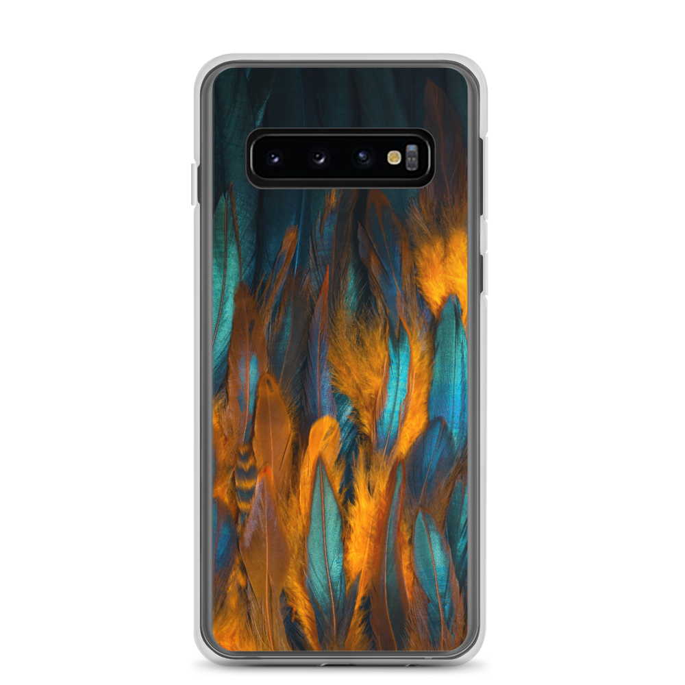 Samsung Galaxy S10 Rooster Wing Samsung Case by Design Express