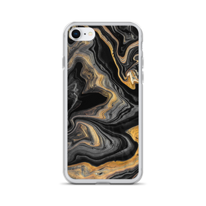 iPhone 7/8 Black Marble iPhone Case by Design Express