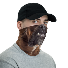 Boxer Dog Neck Gaiter Masks by Design Express