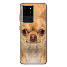 Samsung Galaxy S20 Ultra Chihuahua Dog Samsung Case by Design Express