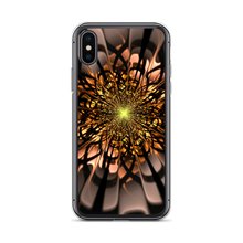 iPhone X/XS Abstract Flower 02 iPhone Case by Design Express