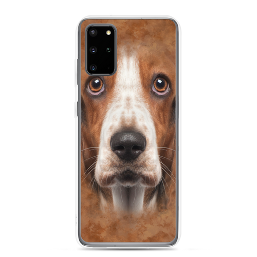 Samsung Galaxy S20 Plus Basset Hound Dog Samsung Case by Design Express