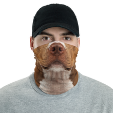 Default Title Staffordshire Bull Terrier Dog Neck Gaiter Masks by Design Express