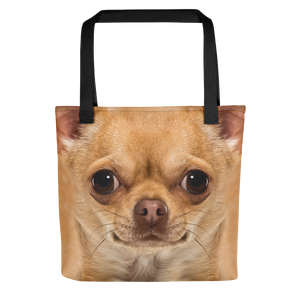 Default Title Chihuahua Dog Tote Bag Totes by Design Express
