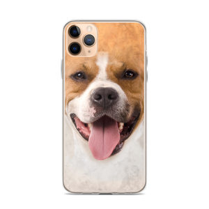 iPhone 11 Pro Max Pit Bull Dog iPhone Case by Design Express