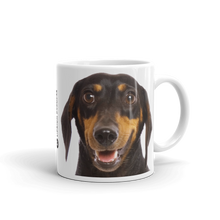 Default Title Dachshund Dog Mug Mugs by Design Express
