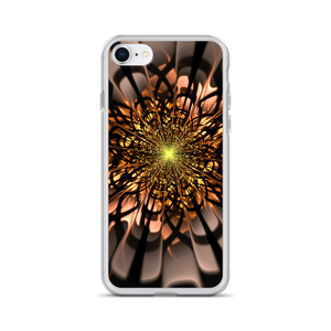 iPhone 7/8 Abstract Flower 02 iPhone Case by Design Express