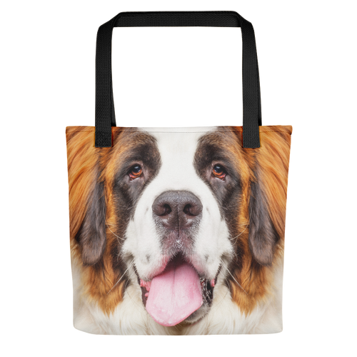 Default Title Saint Bernard Dog Tote bag by Design Express