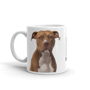 Staffordshire Terrier Dog Mug Mugs by Design Express