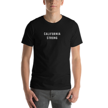 California Strong Unisex T-Shirt T-Shirts by Design Express