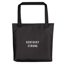 Default Title Kentucky Strong Tote bag by Design Express