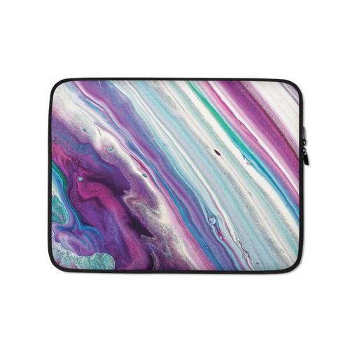 13 in Purpelizer Laptop Sleeve by Design Express