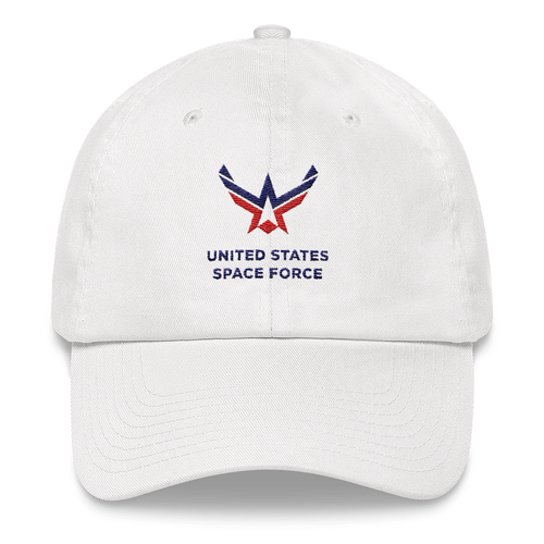 Default Title United States Space Force Baseball Cap Baseball Caps by Design Express