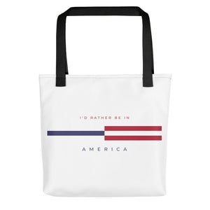 "America ""Tommy"" Tote bag"