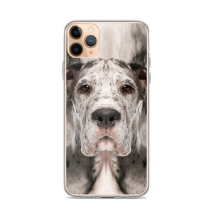iPhone 11 Pro Max Great Dane Dog iPhone Case by Design Express
