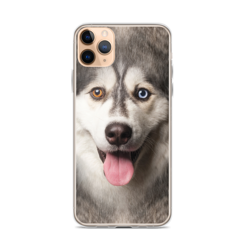 iPhone 11 Pro Max Husky Dog iPhone Case by Design Express