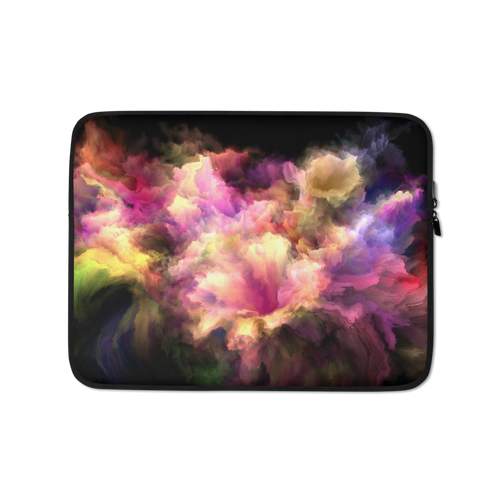 13 in Nebula Water Color Laptop Sleeve by Design Express