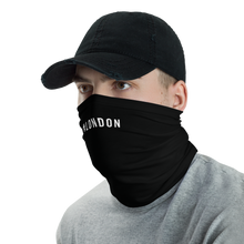 #LONDON Hashtag Neck Gaiter Masks by Design Express