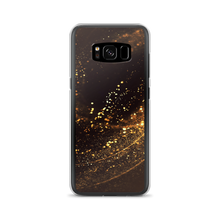 Samsung Galaxy S8 Gold Swirl Samsung Case by Design Express
