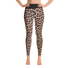 "XS Leopard ""All Over Animal"" 2 Yoga Leggings by Design Express"
