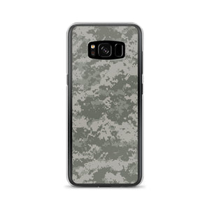 Samsung Galaxy S8 Blackhawk Digital Camouflage Print Samsung Case by Design Express