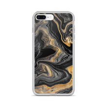 iPhone 7 Plus/8 Plus Black Marble iPhone Case by Design Express