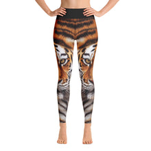 "XS Tiger ""All Over Animal"" Yoga Leggings by Design Express"