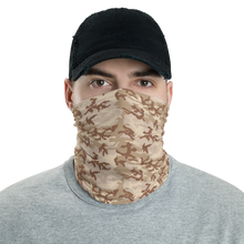 Default Title Desert Camo Neck Gaiter Masks by Design Express