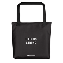 Default Title Illinois Strong Tote bag by Design Express
