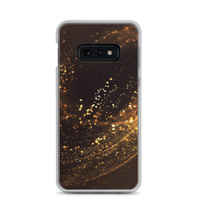 Samsung Galaxy S10e Gold Swirl Samsung Case by Design Express