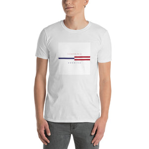 "America ""Tommy"" Square Unisex T-Shirt"