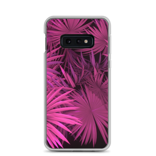 Samsung Galaxy S10e Pink Palm Samsung Case by Design Express