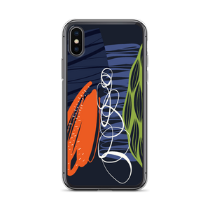 iPhone X/XS Fun Pattern iPhone Case by Design Express