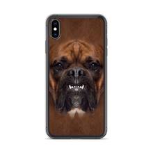 iPhone XS Max Boxer Dog iPhone Case by Design Express