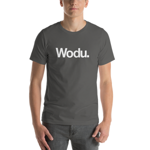 "Asphalt / S Wodu Media ""Everything"" Unisex T-Shirt by Design Express"