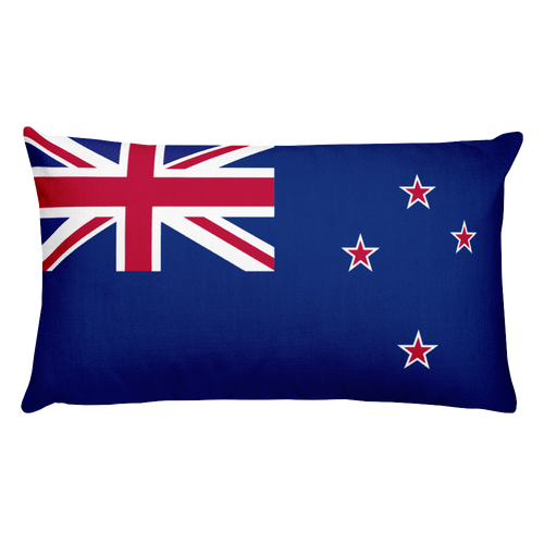 Default Title Ross Dependency Flag Allover Print Rectangular Pillow Home by Design Express