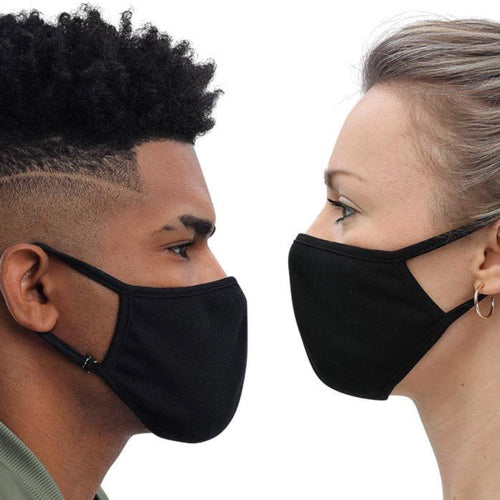 Unisex Face Masks (3 Pack) Masks by Design Express