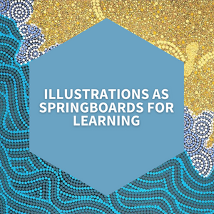 Illustrations as Springboards For Learning