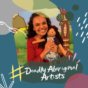 Deadly Aboriginal Artists - Miranda Tapsell