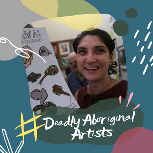 Deadly Aboriginal Artists Series - Merindahs