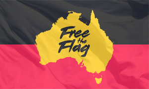 FREE THE FLAG