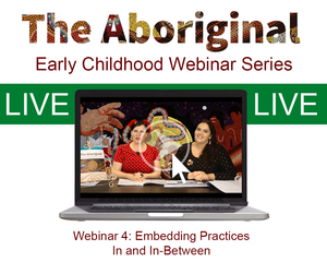 LIVE Webinar Four – Embedding Practices In and In-Between