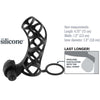 Fantasy X-tensions Extreme Silicone Power Cage - Godfather Adult Sex and Pleasure Toys