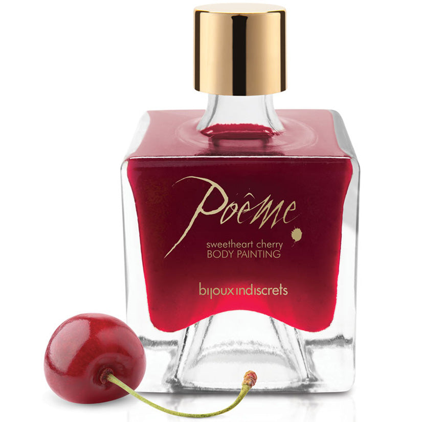 Bijoux Poeme Body Painting-Sweetheart Cherry