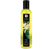 Shunga Organica Massage Oil-Green Tea 8oz - Godfather Adult Sex and Pleasure Toys