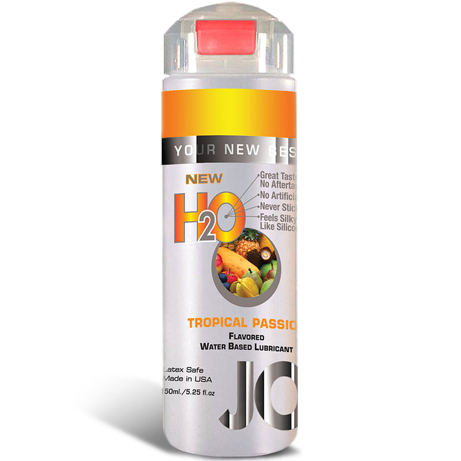 JO Flavored H2o-Tropical Passion 5.25oz