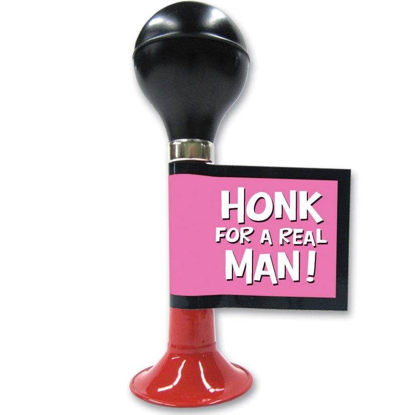 Honk For A Real Man