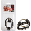 Cock & Ball Straps - Leather - English Cage - Godfather Adult Sex and Pleasure Toys