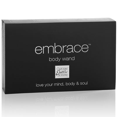 Embrace Body Wand-Pink - Godfather Adult Sex and Pleasure Toys